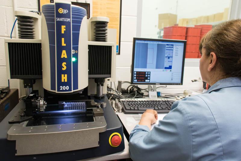 Roberts Swiss   Quality   Precision Swiss-type Machining
